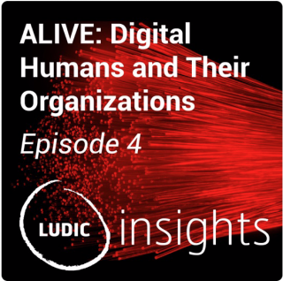 To listen to the Ludic Group Podcast ALIVE, Episode 4: Collaborating in Our Digital World  click hereTo listen to the Ludic Group Podcast ALIVE, Episode 4: Collaborating in Our Digital World  click here