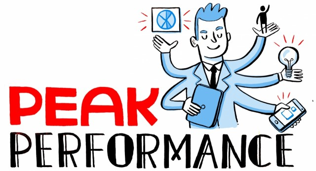 Peak performance: How to become an expert at anything
